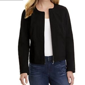 Black Millennial Jacket by Kim Rogers
